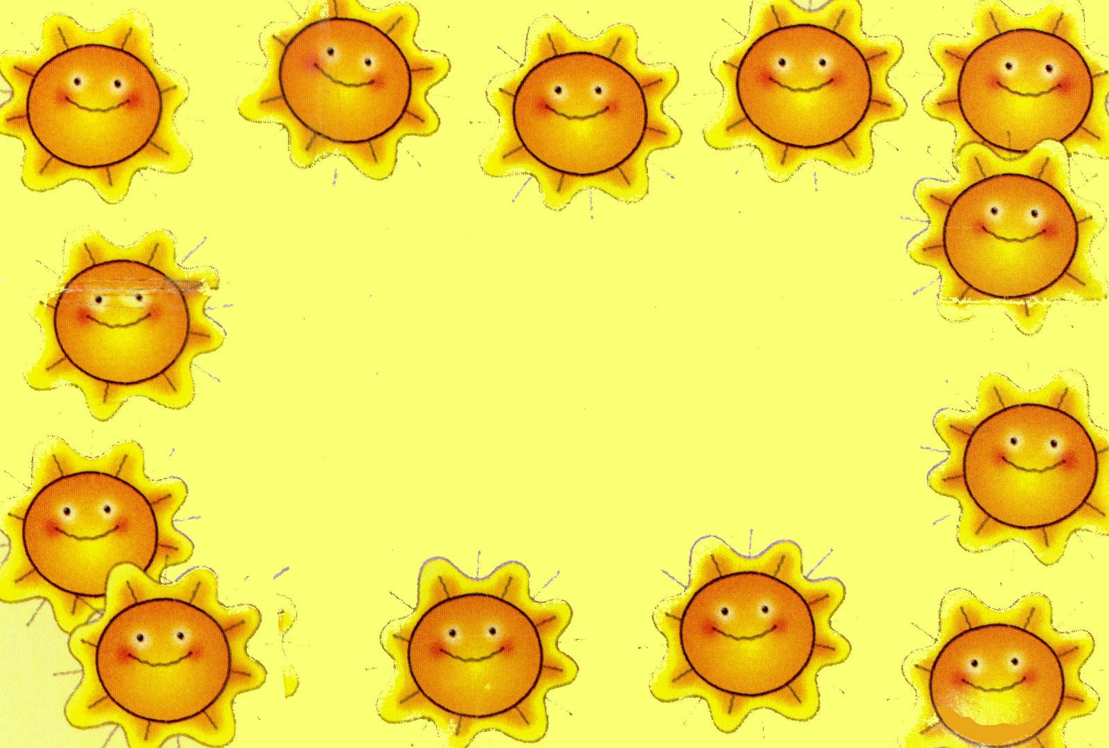 Fichas de verano para colorear for Decoracion verano para jardin infantil