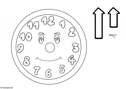 Nuestra nave TIC: Construir un reloj