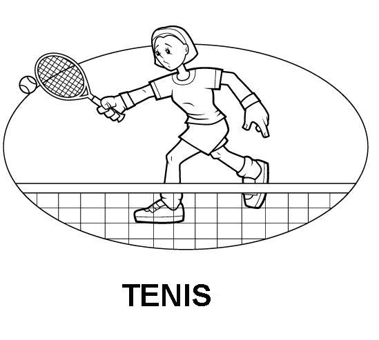 Imagenes de tenis para dibujar - Imagui