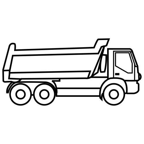 Dibujos Para Colorear De Transportes: Coches, Barcos
