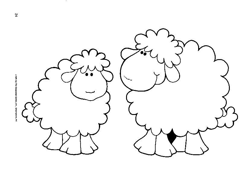 Animales de Granja para colorear | Escuela en la nube | Recursos ...