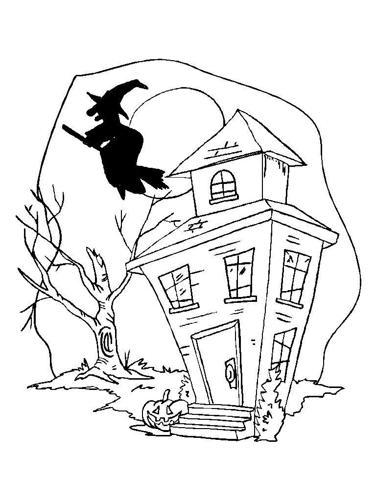 Llega halloween dibujos para colorear - Calabaza halloween para colorear ...