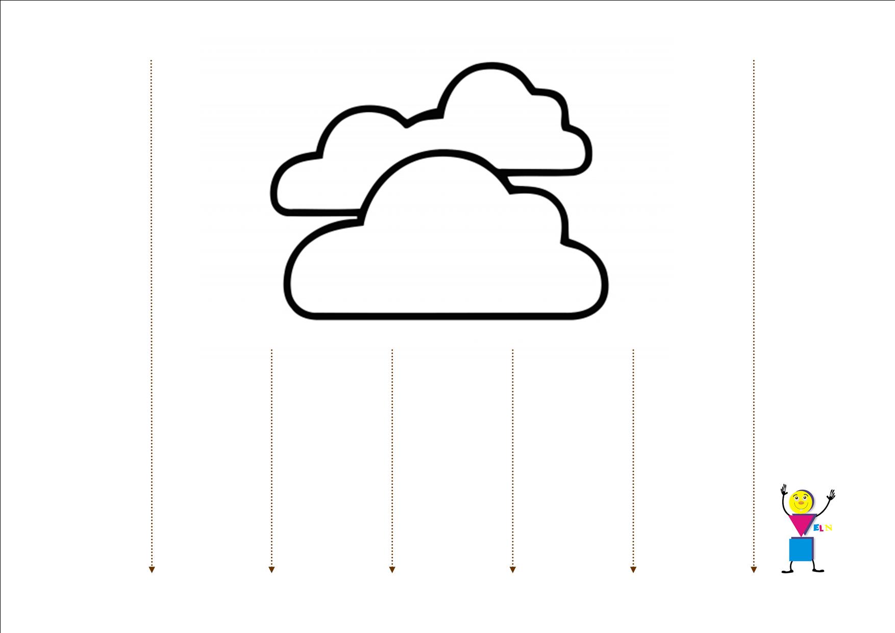 Grafomotricidad Trazos Verticales Escuela En La Nube Recursos