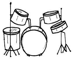 Fichas Instrumentos Musicales Para Imprimir Y Colorear
