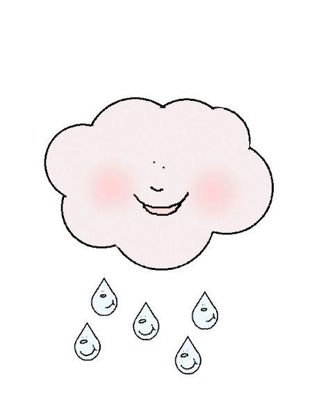 Hoy llueve !!. Fichas del tiempo