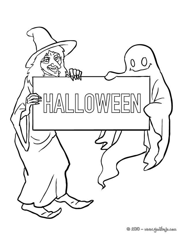 Carteles para Halloween | Escuela en la nube | Recursos para ...