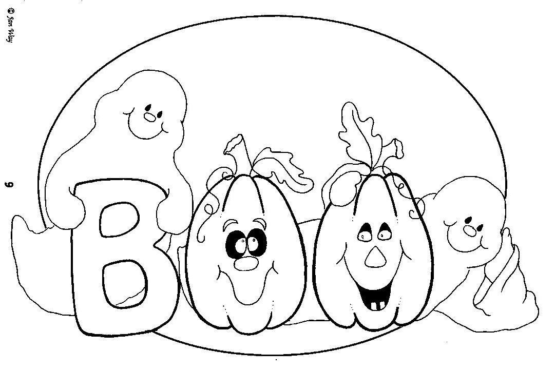 Arañas De Halloween Para Colorear: Llega Halloween !! Dibujos Para Colorear En Halloween