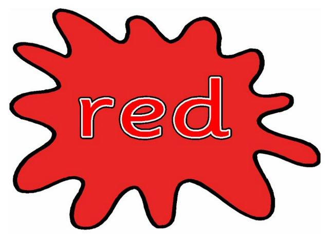Rojo = Red
