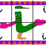 i 150x148 Crea entretenidos puzzles con las letras del abecedario