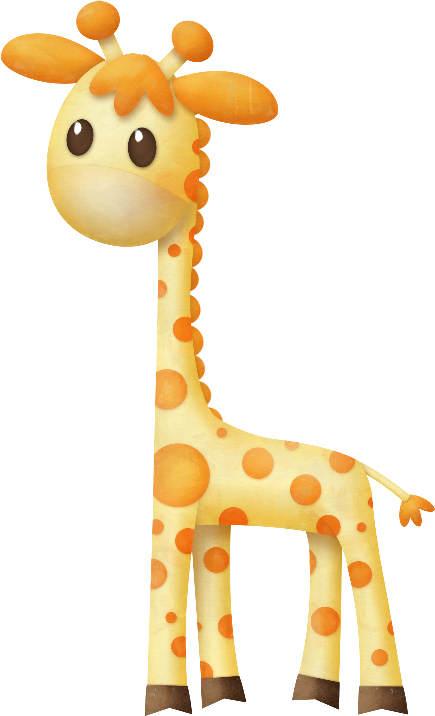 Dibujo jirafa infantil - Imagui