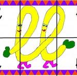 ll 150x148 Crea entretenidos puzzles con las letras del abecedario