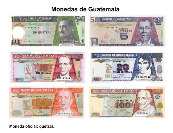 moneda de guatemala