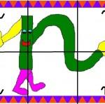 n 150x148 Crea entretenidos puzzles con las letras del abecedario