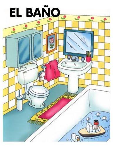 El Baño Cuento Infantil:05