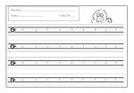 07grafomotricidad letra O 150x105 Grafomotricidad con la letra O vocales preescritura letras letra O grafomotricidad de letras grafomotricidad grafo fichas grafomotricidad