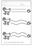 08grafomotricidad letra O 105x150 Grafomotricidad con la letra O vocales preescritura letras letra O grafomotricidad de letras grafomotricidad grafo fichas grafomotricidad