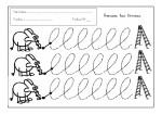 12grafomotricidad letra e 150x105 Grafomotricidad: Trabajar la letra E recursos maestro recursos aula preescritura maestro grafomotricidad de letras grafomotricidad fichas grafo
