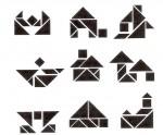 13tangram 150x124 Juego de Percepción visual: El Tangram tamgran Razonamiento lógico espacial Percepción visual Percepción de figura y fondo Orientación espacial memoria visual Estructuración espacial estimular niño estimulacion Coordinación visomotora atencion