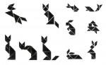 14tangram 150x92 Juego de Percepción visual: El Tangram tamgran Razonamiento lógico espacial Percepción visual Percepción de figura y fondo Orientación espacial memoria visual Estructuración espacial estimular niño estimulacion Coordinación visomotora atencion
