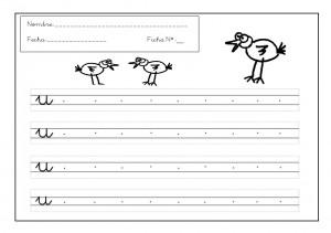 grafomotricidad, letras, abecedario, vocales