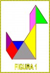 17tangram 104x150 Juego de Percepción visual: El Tangram tamgran Razonamiento lógico espacial Percepción visual Percepción de figura y fondo Orientación espacial memoria visual Estructuración espacial estimular niño estimulacion Coordinación visomotora atencion