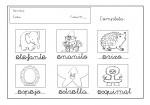 19grafomotricidad letra e 150x105 Grafomotricidad: Trabajar la letra E recursos maestro recursos aula preescritura maestro grafomotricidad de letras grafomotricidad fichas grafo