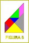 20tangram 104x150 Juego de Percepción visual: El Tangram tamgran Razonamiento lógico espacial Percepción visual Percepción de figura y fondo Orientación espacial memoria visual Estructuración espacial estimular niño estimulacion Coordinación visomotora atencion