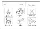 22grafomotricidad letra i 150x105 Grafomotricidad con la letra I trazos recursos problemas educativos letras para escribir grafomotricidad familia escritura educacion infantil dibujos colorear actividades niños