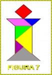 22tangram 104x150 Juego de Percepción visual: El Tangram tamgran Razonamiento lógico espacial Percepción visual Percepción de figura y fondo Orientación espacial memoria visual Estructuración espacial estimular niño estimulacion Coordinación visomotora atencion