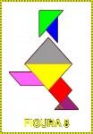 23tangram 104x150 Juego de Percepción visual: El Tangram tamgran Razonamiento lógico espacial Percepción visual Percepción de figura y fondo Orientación espacial memoria visual Estructuración espacial estimular niño estimulacion Coordinación visomotora atencion