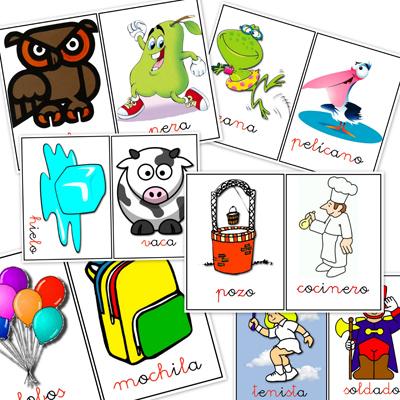 vocabulario, letras, abecedaio