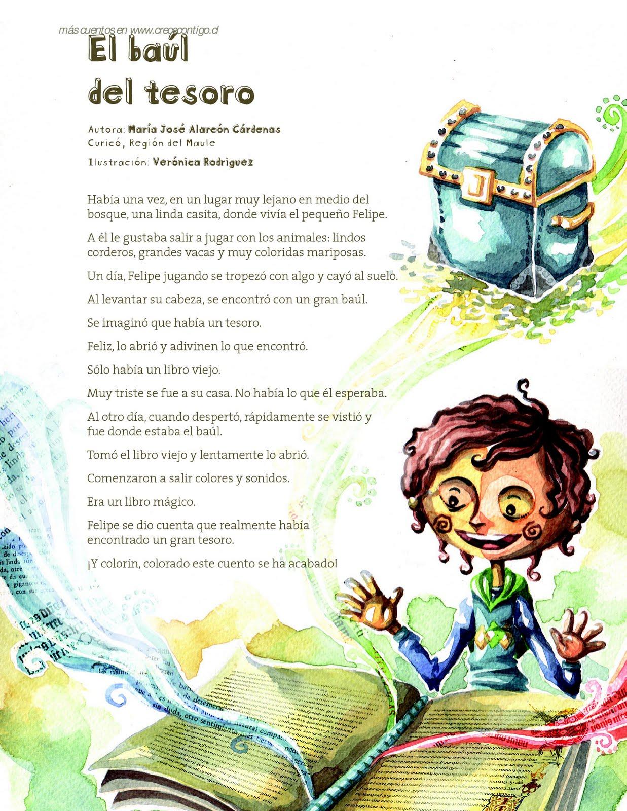 Selección de cuentos cortos infantiles para leer antes de dormir