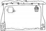 pesebre022 150x102 Imagenes para colorear y crear un Belen casero manualidades dibujos para colorear belen recortable belen para colorear actividades niños