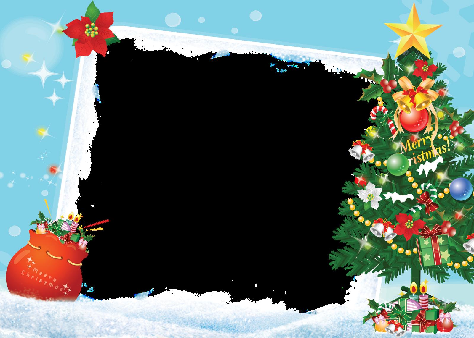 Marcos navideños para felicitar