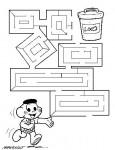 14laberintos 115x150 Recursos para el aula: Trabajar la atención con laberintos recursos para el aula recursos maestros recursos didacticos laberintos escuelaenlanube escuela en la nube educacion infantil blog educativo atencion del niño