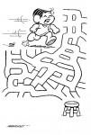 32laberintos 101x150 Recursos para el aula: Trabajar la atención con laberintos recursos para el aula recursos maestros recursos didacticos laberintos escuelaenlanube escuela en la nube educacion infantil blog educativo atencion del niño