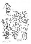 45laberintos 106x150 Recursos para el aula: Trabajar la atención con laberintos recursos para el aula recursos maestros recursos didacticos laberintos escuelaenlanube escuela en la nube educacion infantil blog educativo atencion del niño