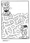 46laberintos 106x150 Recursos para el aula: Trabajar la atención con laberintos recursos para el aula recursos maestros recursos didacticos laberintos escuelaenlanube escuela en la nube educacion infantil blog educativo atencion del niño