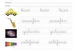 49pautas abecedario 150x103 Recursos para el aula: Pauta Abecedarios recursos para el aula recursos maestros recursos didacticos pautas lectoescritura escuela en la nube educacion infantil blog educativo abecedario