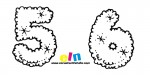 Numeroscolorear03 150x75 Recursos para el aula: Números navideños para colorear recursos para el aula recursos didacticos numeros para colorear Numeros escuelaenlanube educacion infantil dibujos para colorear blog educativo
