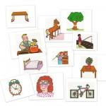Recursos para el aula: Trabajar la atención con fichas de absurdos