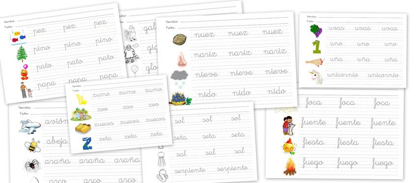 Picasa26 Recursos para el aula: Pauta Abecedarios recursos para el aula recursos maestros recursos didacticos pautas lectoescritura escuela en la nube educacion infantil blog educativo abecedario