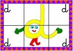d 150x105 Recursos para el aula: Puzzle de letras recursos para el aula recursos maestros recursos didacticos letras lengua escuela en la nube educacion infantil blog educativo aprender abecedario abecedario