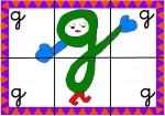 g 150x105 Recursos para el aula: Puzzle de letras recursos para el aula recursos maestros recursos didacticos letras lengua escuela en la nube educacion infantil blog educativo aprender abecedario abecedario