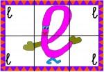 l 150x105 Recursos para el aula: Puzzle de letras recursos para el aula recursos maestros recursos didacticos letras lengua escuela en la nube educacion infantil blog educativo aprender abecedario abecedario