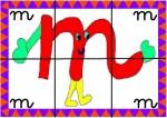 m 150x106 Recursos para el aula: Puzzle de letras recursos para el aula recursos maestros recursos didacticos letras lengua escuela en la nube educacion infantil blog educativo aprender abecedario abecedario