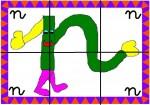 n 150x105 Recursos para el aula: Puzzle de letras recursos para el aula recursos maestros recursos didacticos letras lengua escuela en la nube educacion infantil blog educativo aprender abecedario abecedario