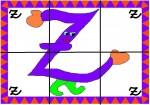 z 150x105 Recursos para el aula: Puzzle de letras recursos para el aula recursos maestros recursos didacticos letras lengua escuela en la nube educacion infantil blog educativo aprender abecedario abecedario