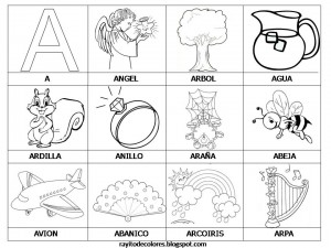 Vocabulario De Palabras Recursos Educativos Para Infantil Escuela