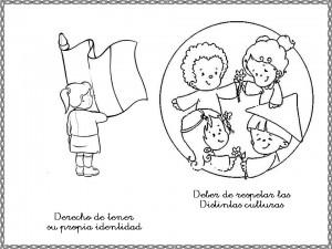 Derechos Y Deberes De Los Niños Día De La Paz
